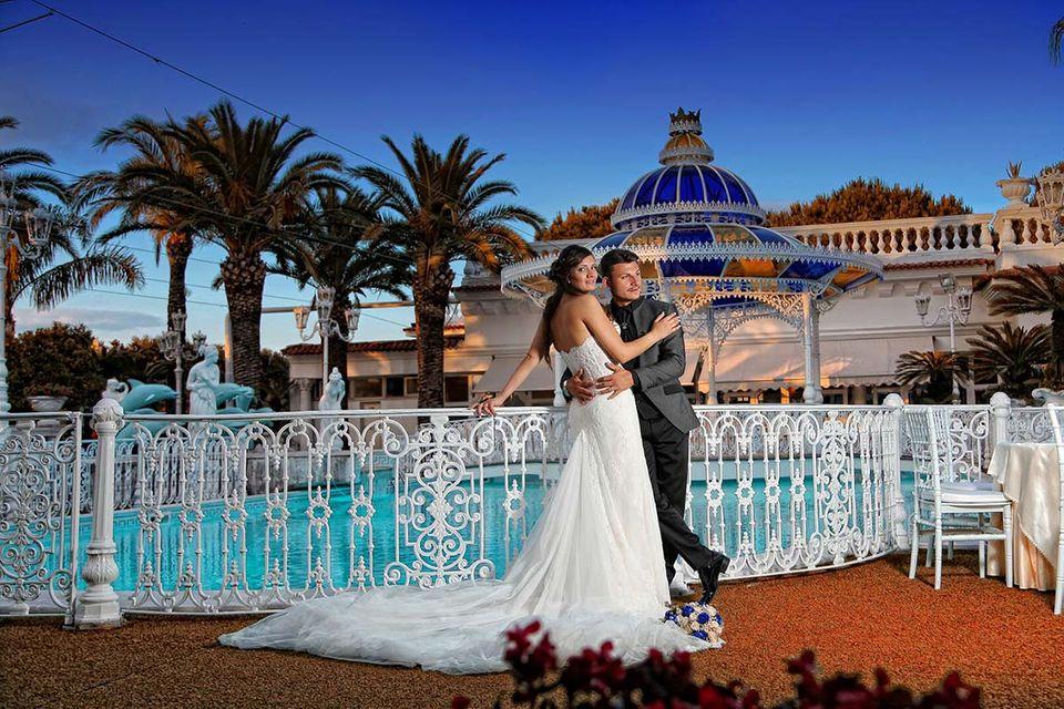 Hochzeit auf neapolitanisch