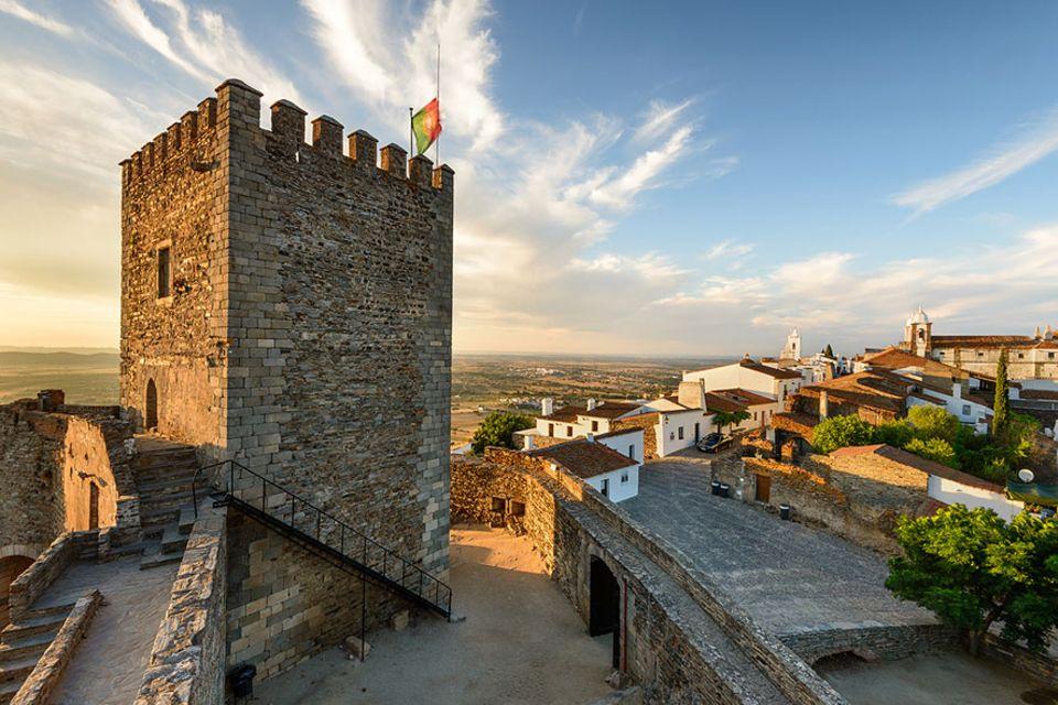 Portugal: Viel Sonne, ein langesamer Rhythmus und mittelalterliche Städte, das ist die Region Alentejo im Hinterland Lissabons