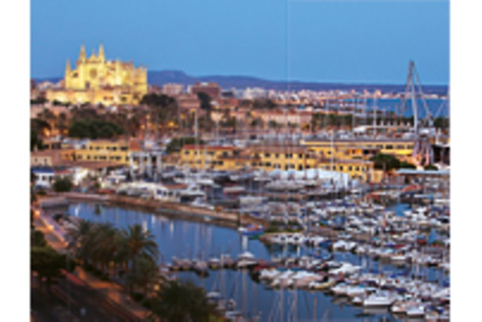 Mallorca: Reif für die City: Palma