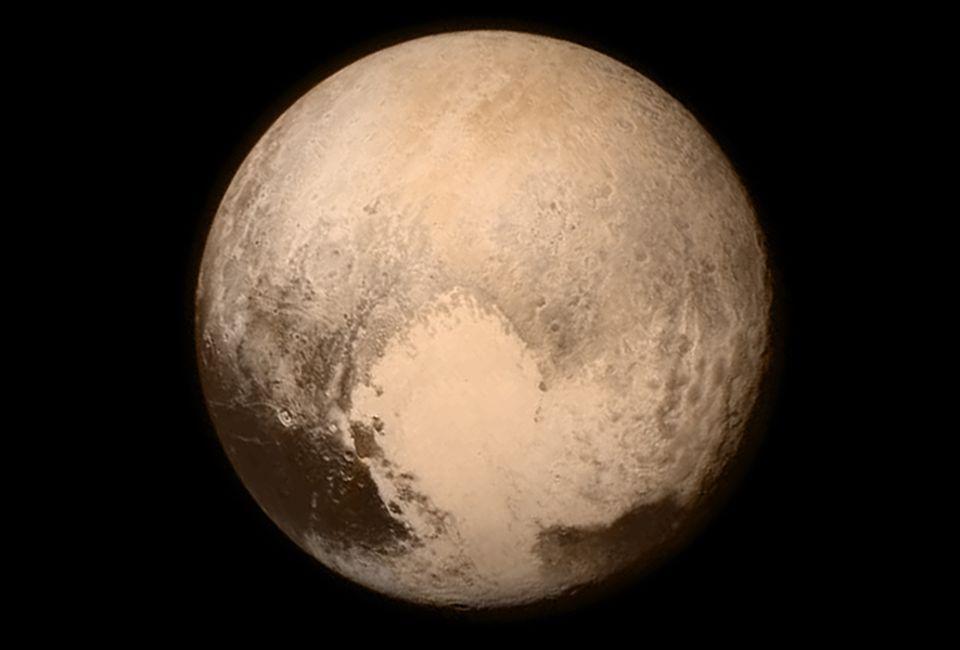 New Horizons: Der Zwergplanet mit Herz hat die ferne Menschheit verzaubert