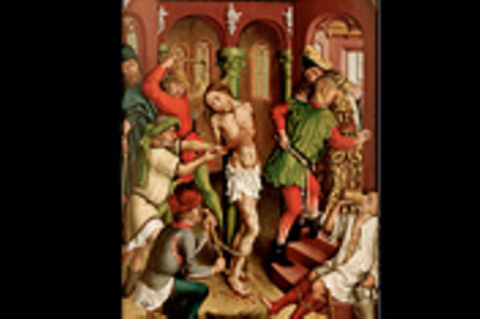 Malerei vor Dürer: Bilder für den Glauben
