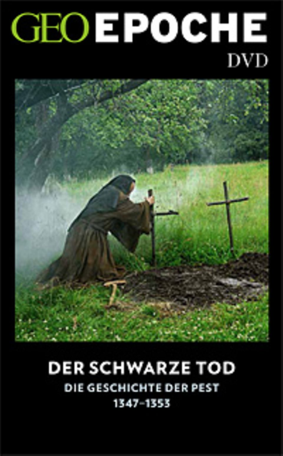 """Die Pest: Die DVD zum Heft: eine Dokumentation über das """"große Sterben"""" im Mittelalter"""