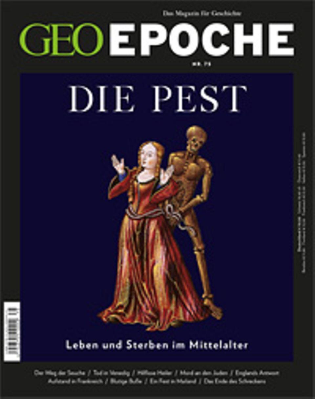 Die Pest: DVD: Der Schwarze Tod