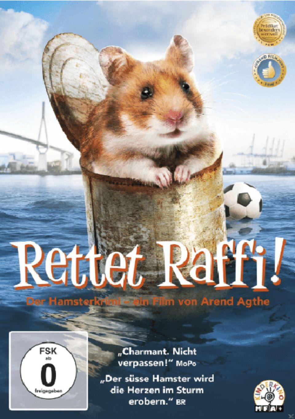 Kino: DVD-Tipp: Rettet Raffi!