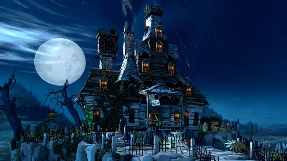 Konsolenspiel: Gruselschlösser, Burgen und weitere Fantasiewelten machen LEGO Dimensions abweslungsreich