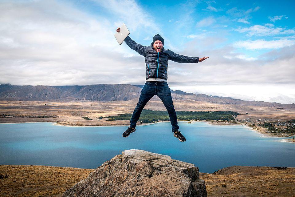 Der Traum vom Reisen: Reiseblogger Sebastian Canaves über das Reisen und das Wiederankommen