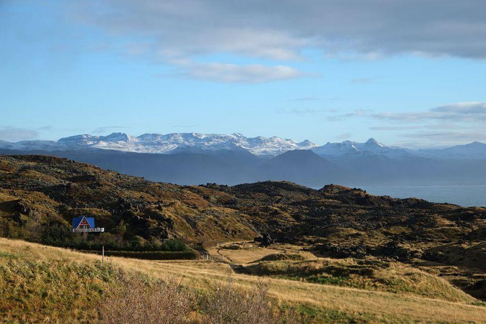 Islands Westen: Saftige Weiden, Meer, Klippen, Wasserfälle und mächtoge Gletscher: Westisland vereint all das, was das Land bei Reisenden so beliebt macht