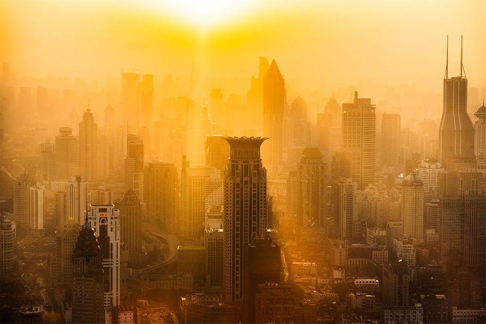 Klimawandel: Die Welt ist schon jetzt ein Grad wärmer
