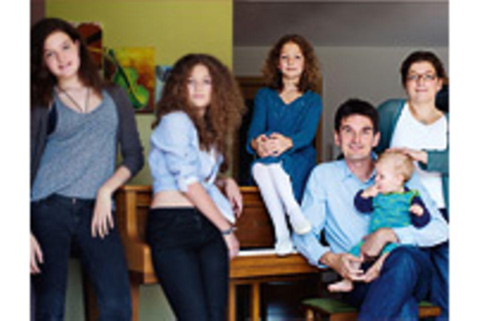 Familie: Zwischen Wunsch und Wirklichkeit