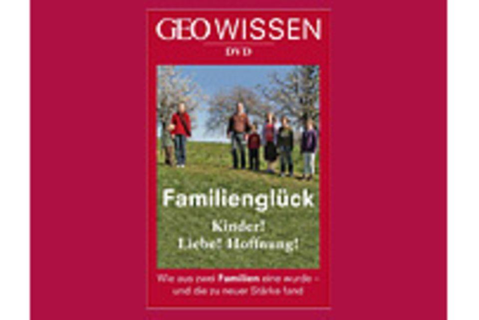 """DVD """"Familienglück"""" - eine Langzeitdoku"""