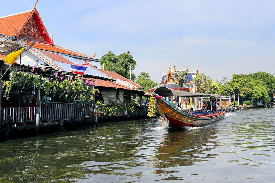 Thailand: Mit diesen Tipps wird Ihnen in Bangkok nie langweilig