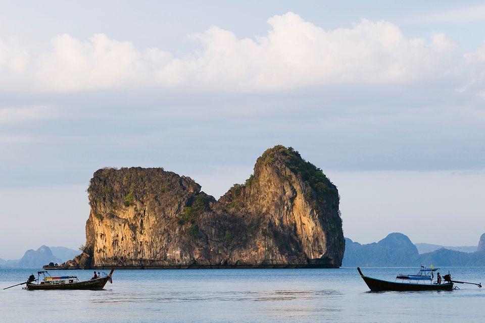 Asien: Thailand: Fünf Inseln für jeden Geschmack