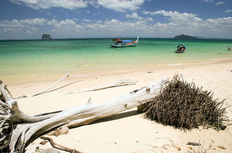 Asien: Die Insel Ko Bulon Lae besticht mit der Schönheit ihrer einzigartigen Strände