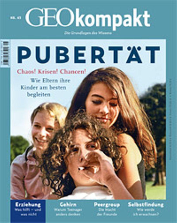 Pubertät: GEOkompakt-DVD: Typisch Teenager