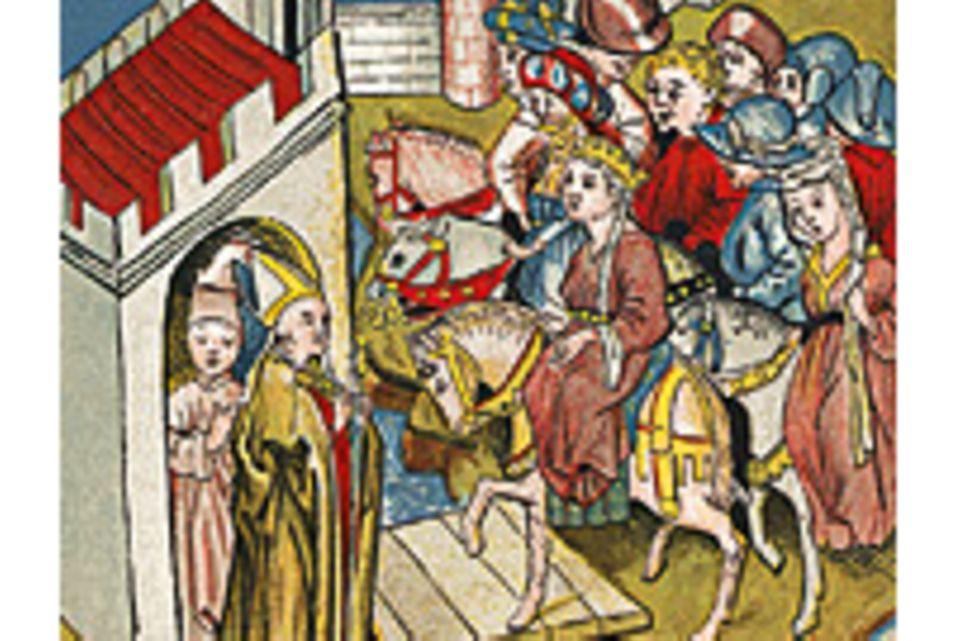 Die Völkerwanderung: Ein Märchen aus uralten Zeiten