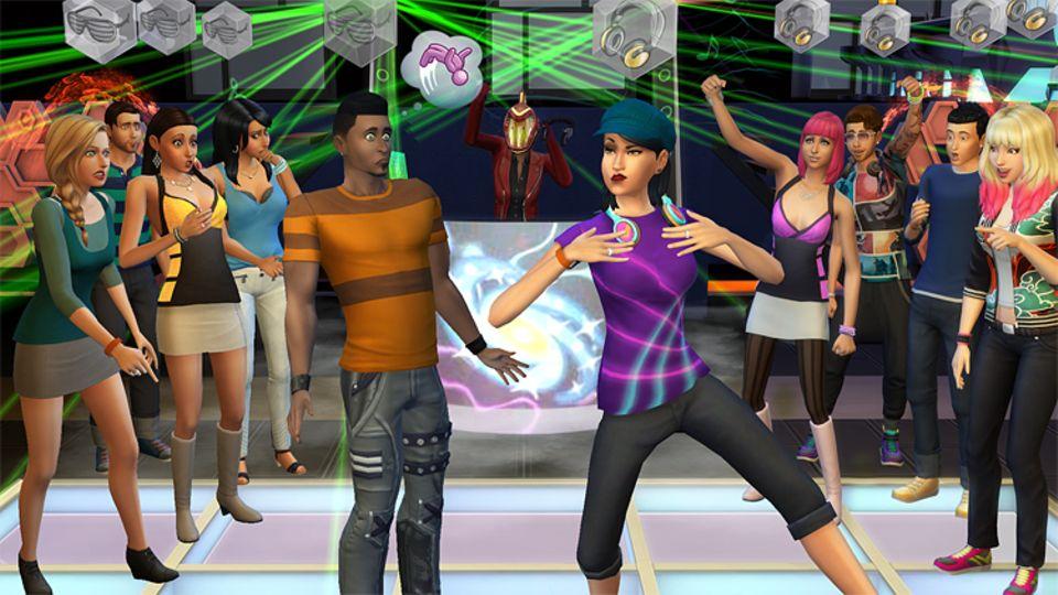 """Spieletest: Die neue Fähigkeit """"Tanzen"""" entscheidet über Top und Flop auf der Tanzfläche"""