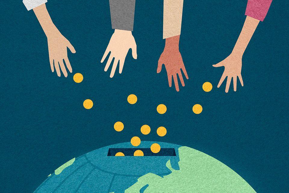 GEO Forum: Welche Spenden helfen wirklich?