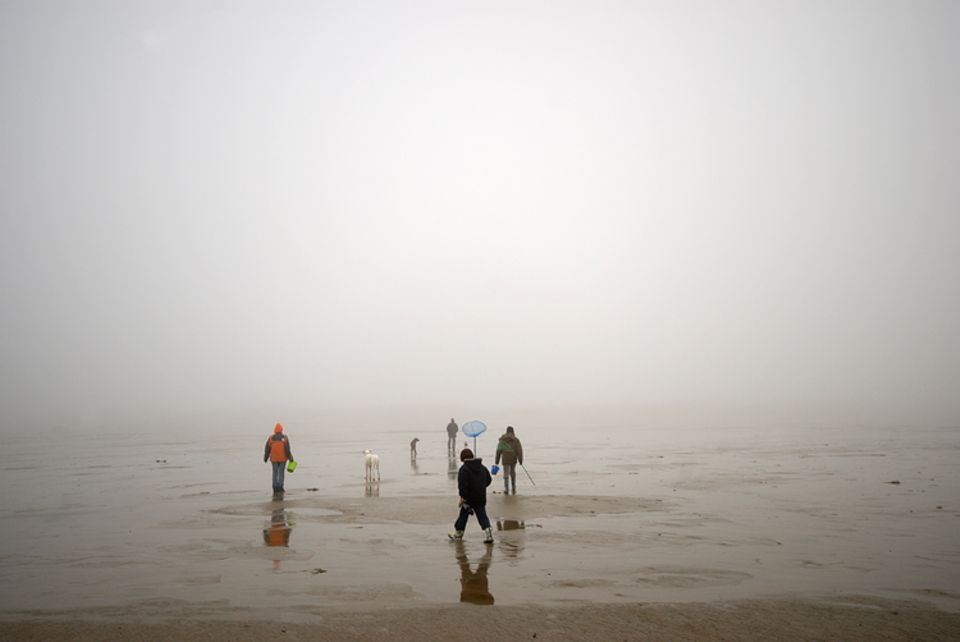 Gib mir fünf: Fünfmal staunen über Nebel