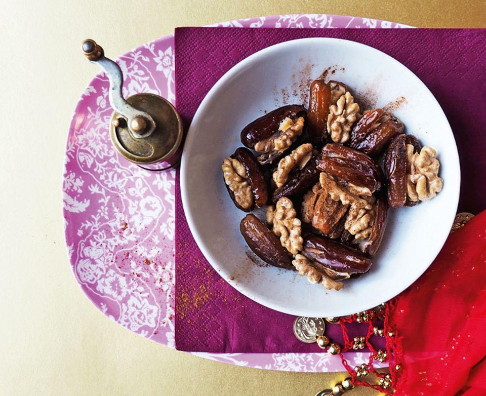 Rezept: Datteln schmecken auch geröstet gut - als Knusperdatteln