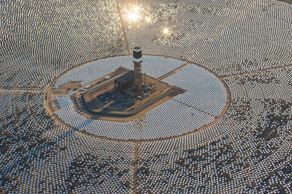 Solarenergie: Milliarden in den Sand gesetzt?