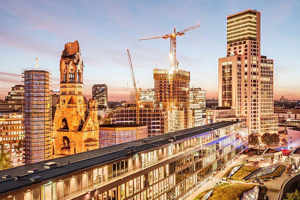 Berlin: Hoch im Westen