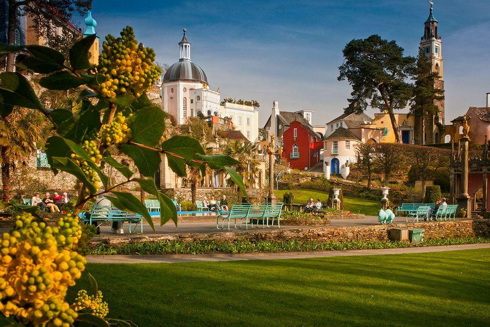 Portmeirion: Das walisische Disneyland