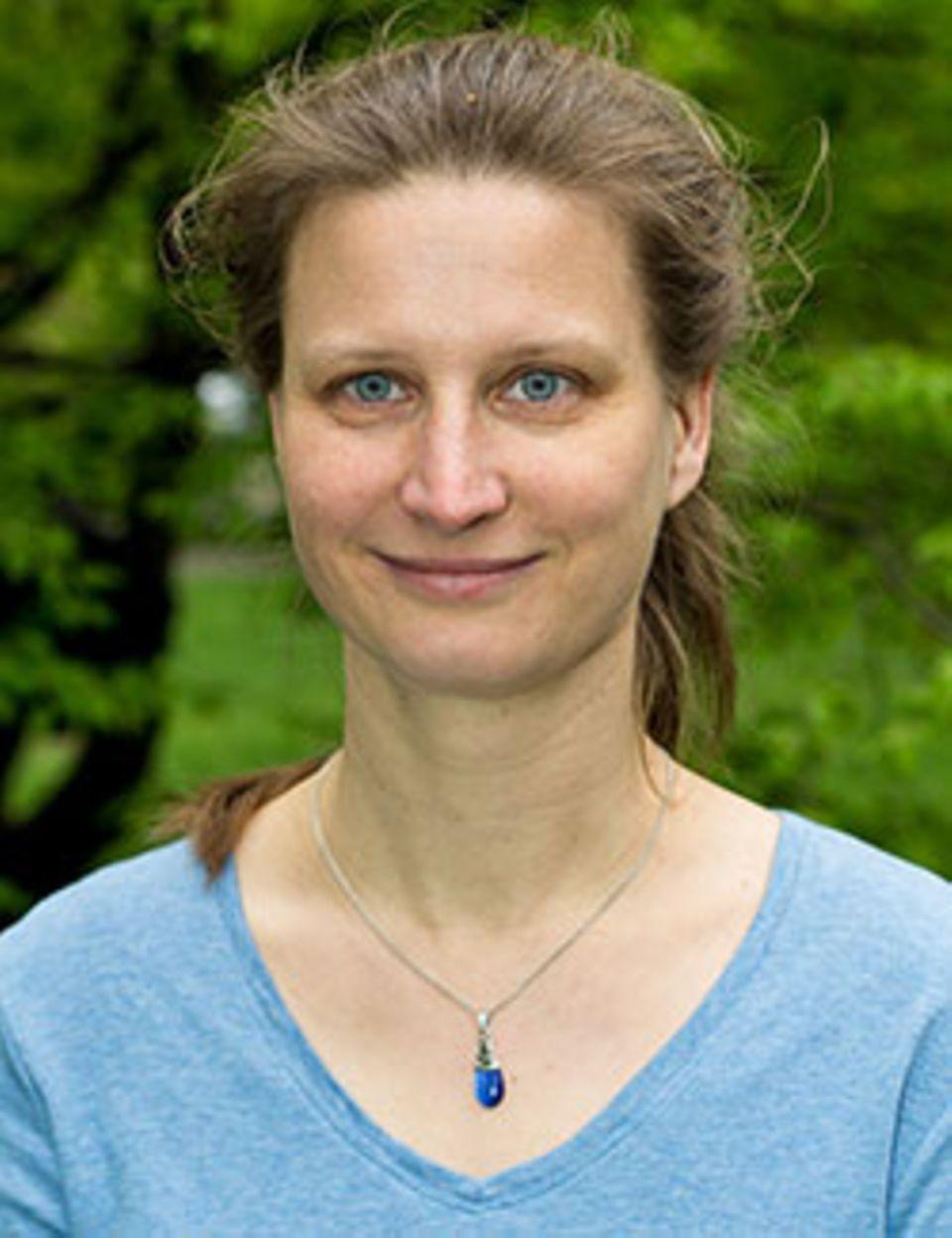 Forstwirtschaft in Deutschland: BUND-Waldexpertin Nicola Uhde