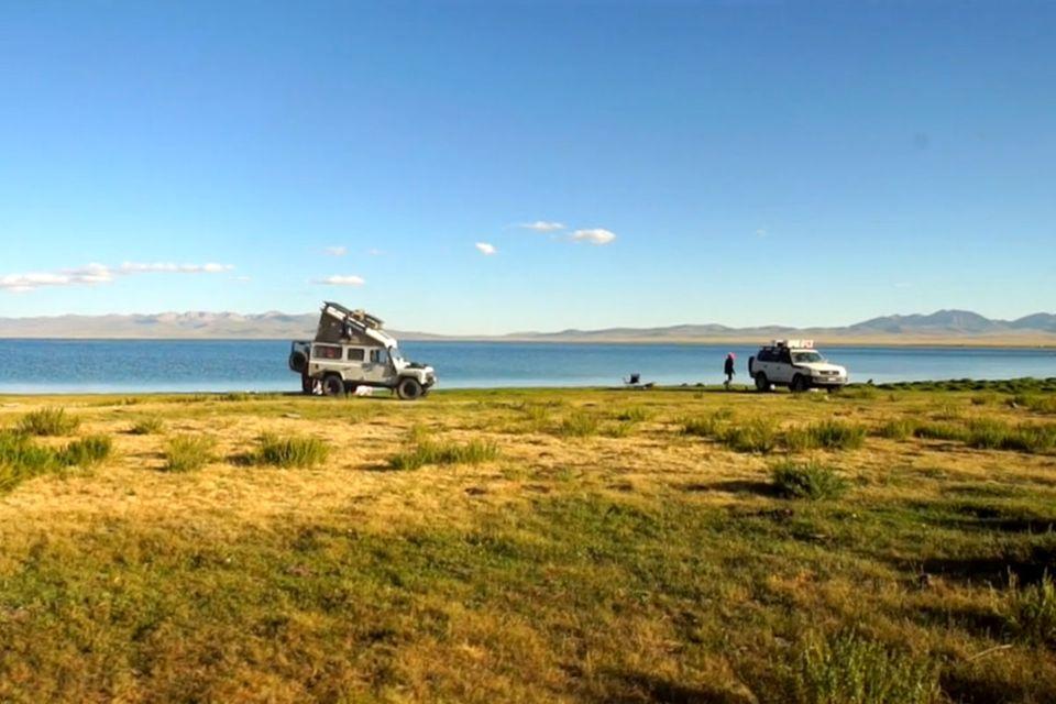 Roadtrip: Von der Schweiz bis in die Mongolei