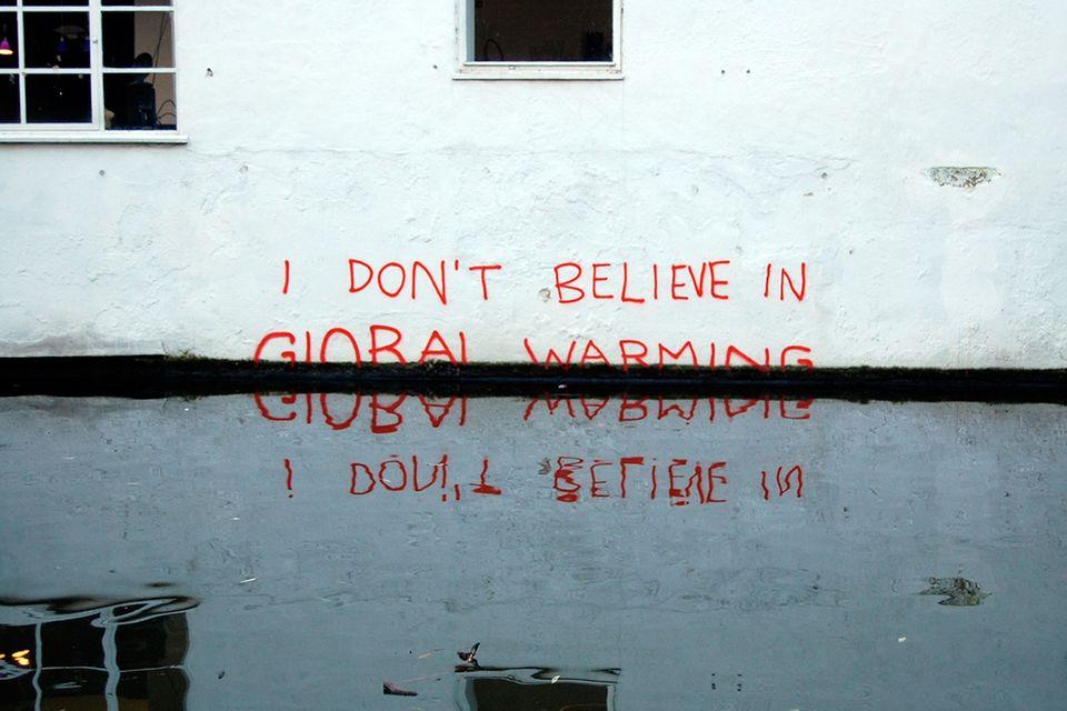 """Verschwörungstheorien: Warum der """"Klima-Schwindel"""" Unsinn ist"""