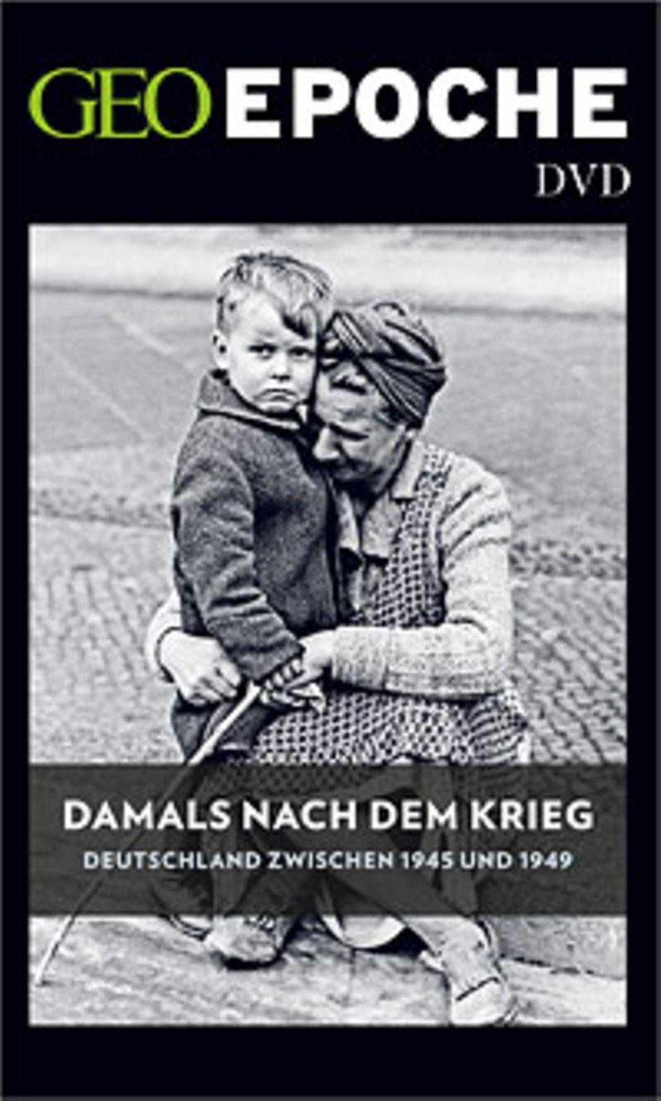 Europa nach dem Krieg: DVD: Damals nach dem Krieg