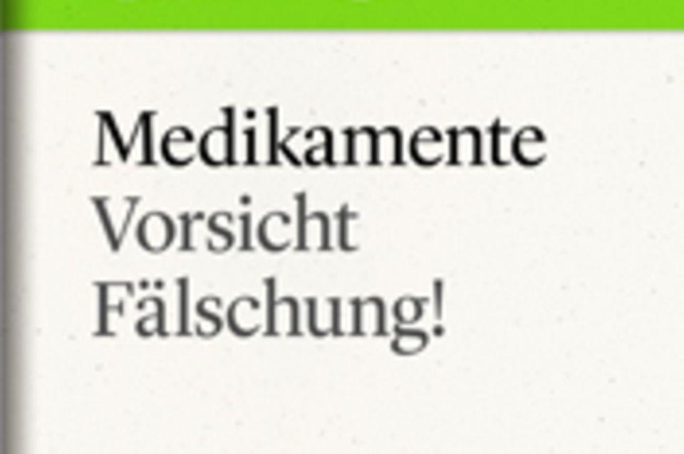 """Vorsicht Fälschung!: GEO eBook """"Medikamente"""""""