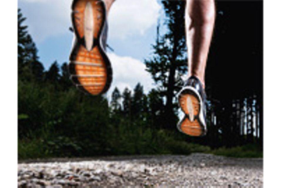 Joggen: Wie man sinnvoll mit dem Laufen beginnt