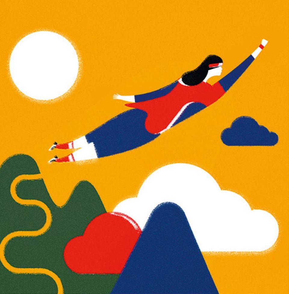 Sportforschung: Laufrausch: Wer sich genug quält, wird mit Glückshormonen belohnt