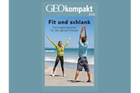 Sport: GEOkompakt-DVD: Fit und schlank