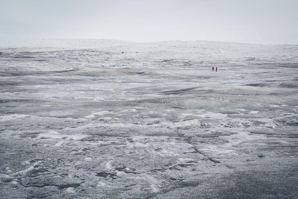 Grönland: Zwischenstopp am ewigen Eis