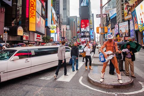 Playlist: New York: Sieben Songs, die man in New York hören sollte