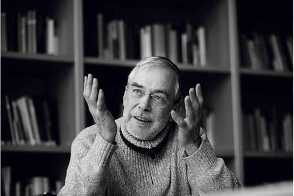 Naturerfahrung: Prof. Gerald Hüther ist Hirnforscher und Autor zahlreicher Bücher zur Kindesentwicklung