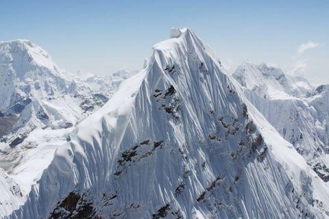 Beeindruckende Aufnahmen: Das Himalaya-Gebirge von oben