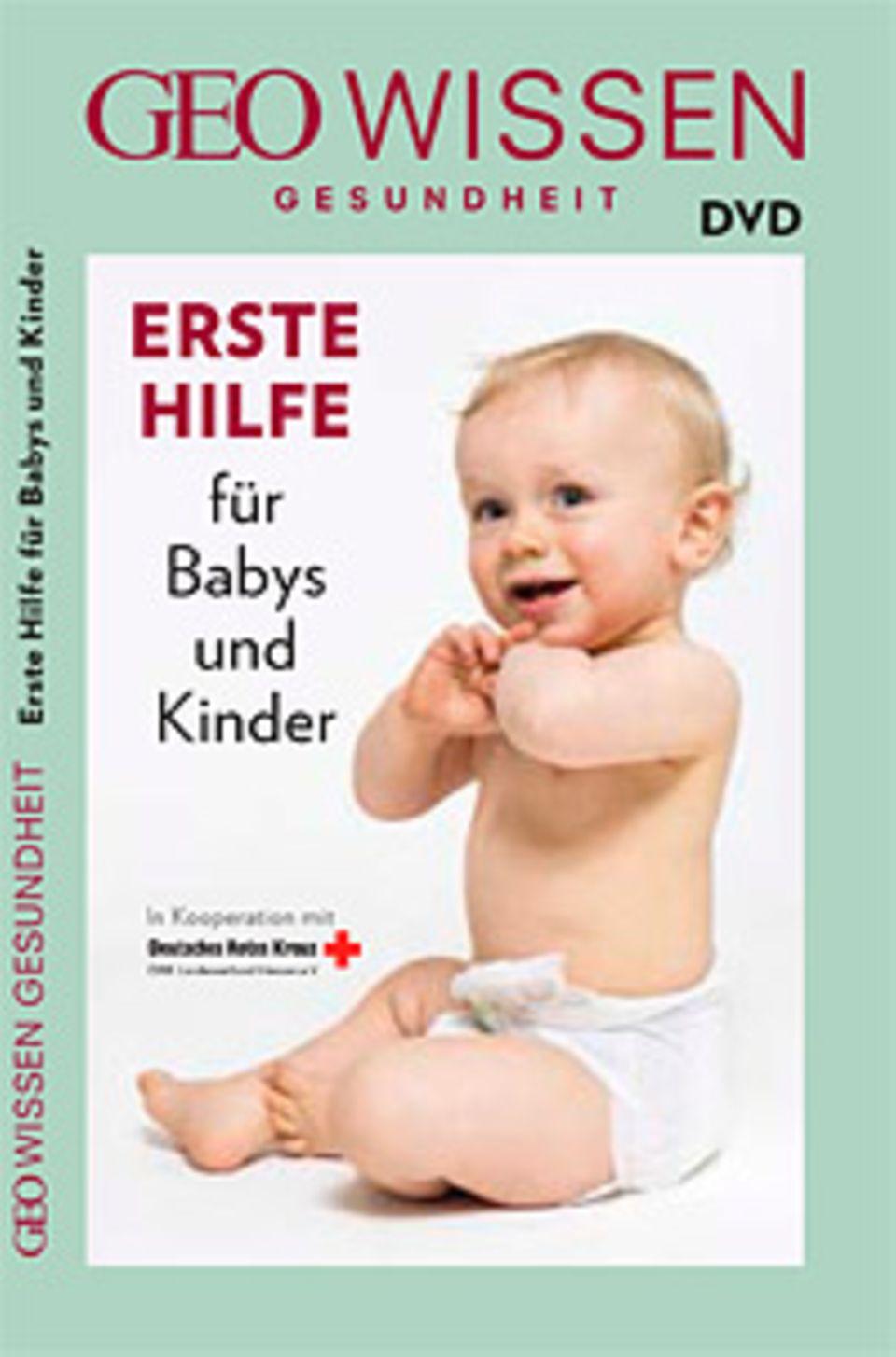 DVD: Hier geht's zur DVD-Ausgabe von GEO WISSEN Gesundheit Nr. 3