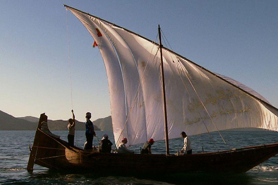 Die Dhaus, Arabiens legendäre Schiffe