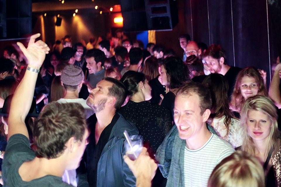 Giesing: Oben Essen und unten tanzen: Der Club Charlie in der Schyrenstraße