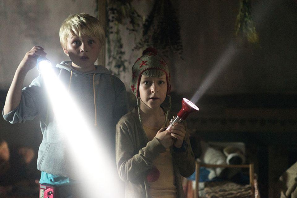 Gewinnspiel: Die Hobby-Detektive Rico und Oskar erleben ein Abenteuer nach dem nächsten