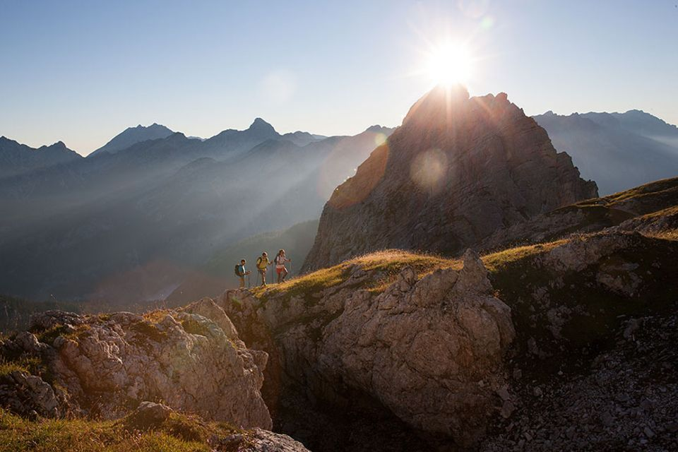 Salzburger Land: Bilder wie diese sorgen dafür, dass die Alpen zu den beliebtsten Ferienregionen in Europa zählen