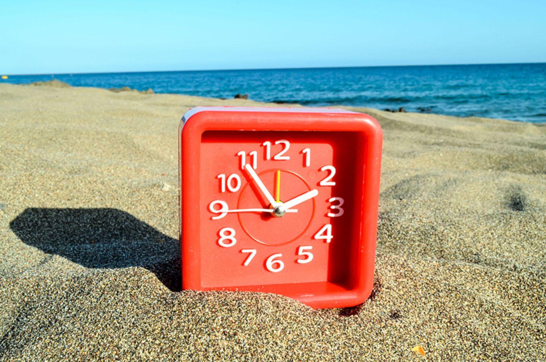 Gib mir fünf: Bei der Umstellung auf die Sommerzeit stellen wir die Uhr eine Stunde vor