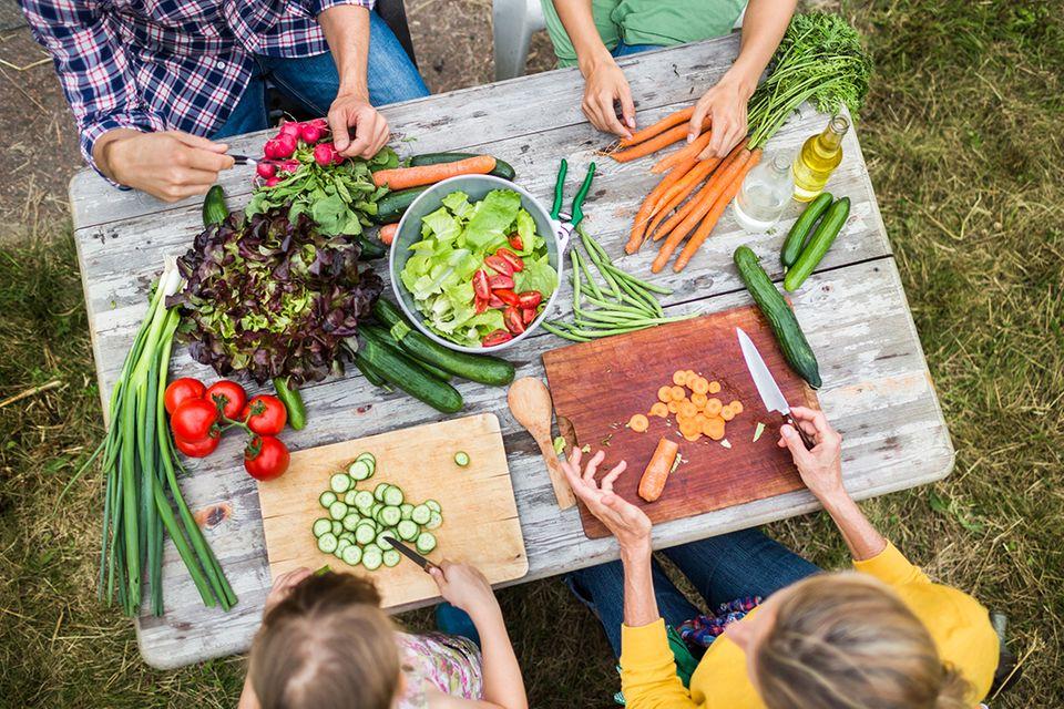Vegetarische Ernährung: Was, wenn wir alle Vegetarier wären?