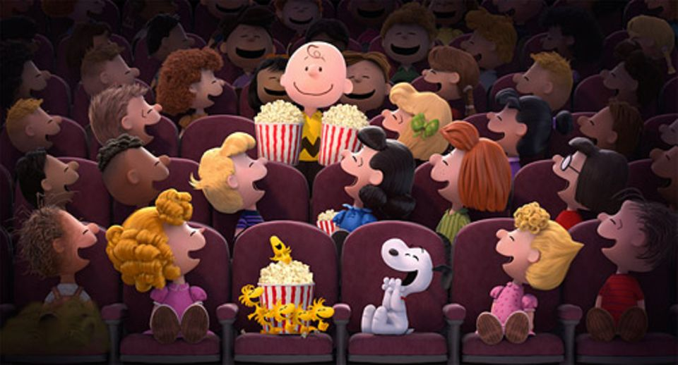 """Filmtipp: Ab 21. April 2016 """"Die Peanuts - der Film"""" auf DVD und Blu-ray!"""