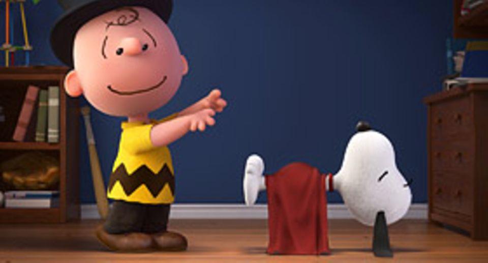 Filmtipp: DVD-Tipp: Die Peanuts - Der Film