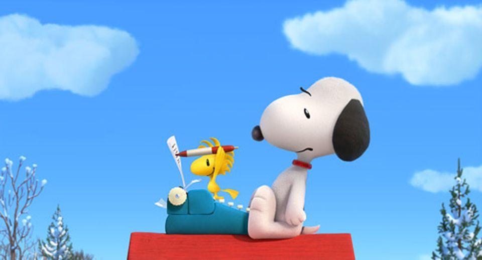Filmtipp: Snoopy und Woodstock sind ein eingespieltes Team, sie verstehen sich ganz ohne Worte