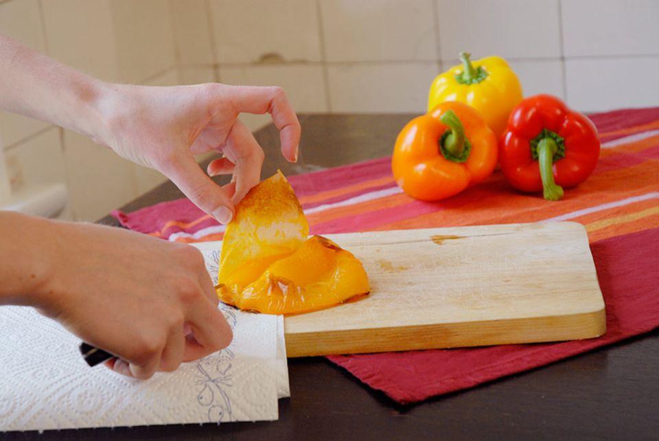 Rezept: Eingelegte Paprika