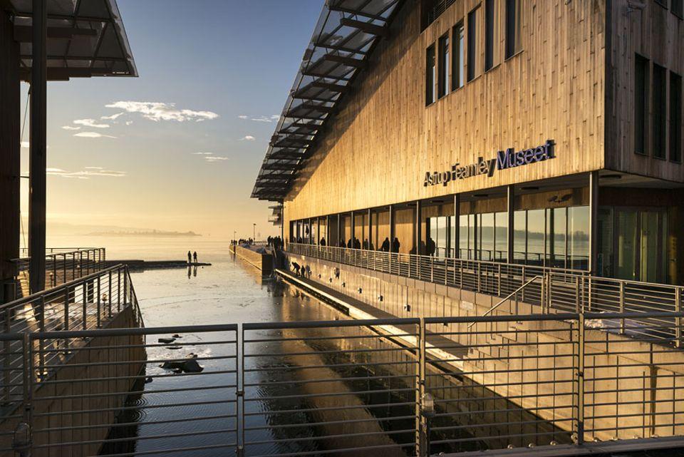 Oslo: Die Szene vom Fjord